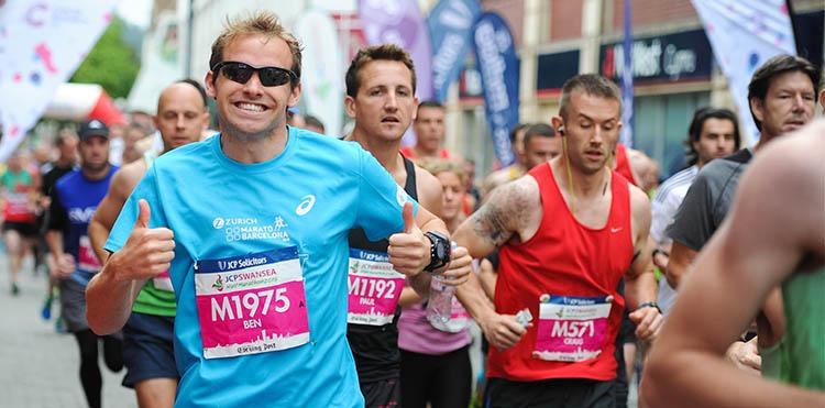 Run Swansea… Wales' biggest summer half