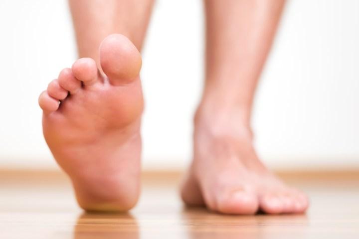 Toega – Yoga For Your Feet