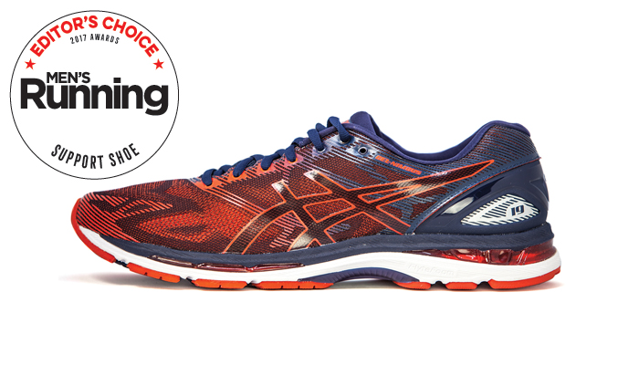 ditor's Category- Asics Gel-Kayano 24