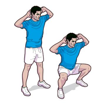 bodyweight blast workout