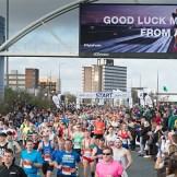The London Winter Run and Manchester Marathon