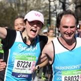 Run the Paris Marathon for Parkinson's UK