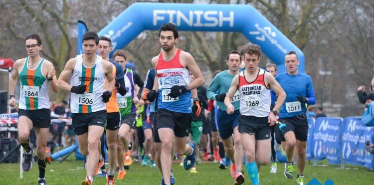 The Victoria Park Half Marathon