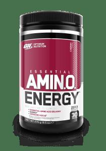 Optimum Nutrition Amino Energy_AE_30sv_Cherry