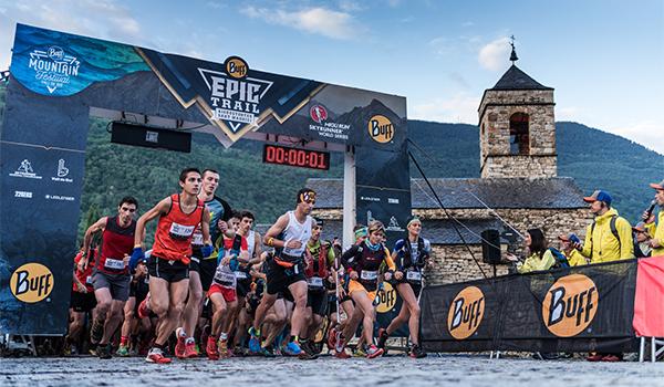 WIN a BUFF® Epic Trail 2018 race place!