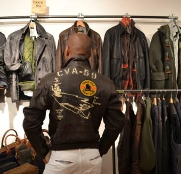 Cockpit USA Leather Jacket