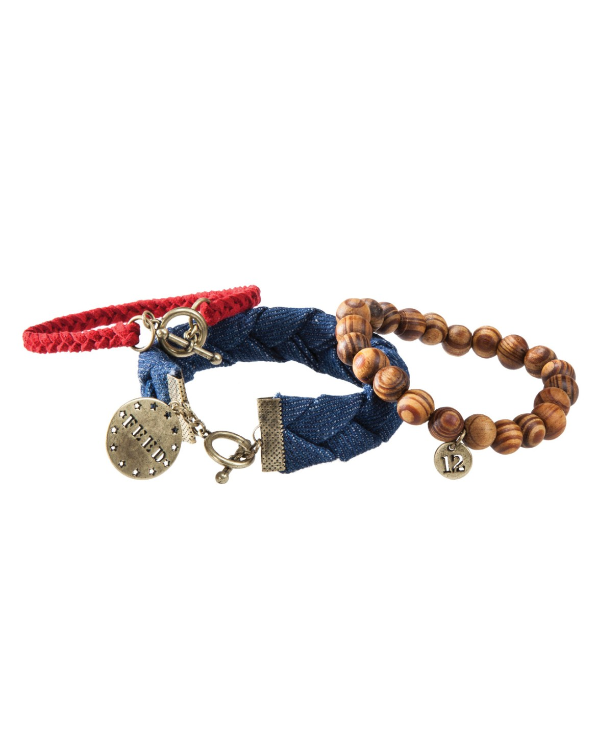 stackable bracelets 12meals