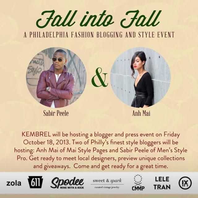 blogger event