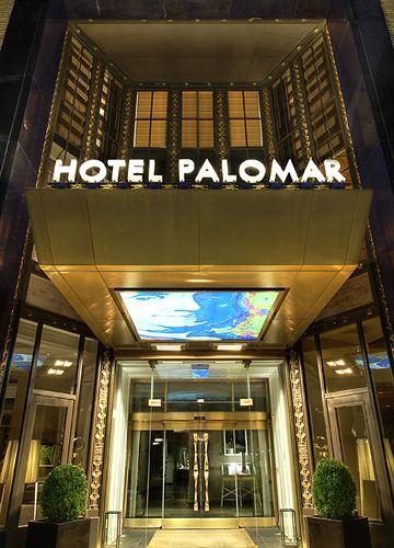 Hotel Palomar Philly