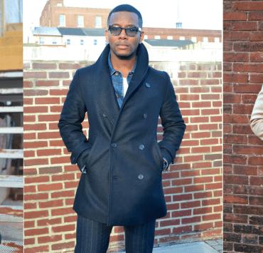 Men's Topcoats via Men's Style Pro