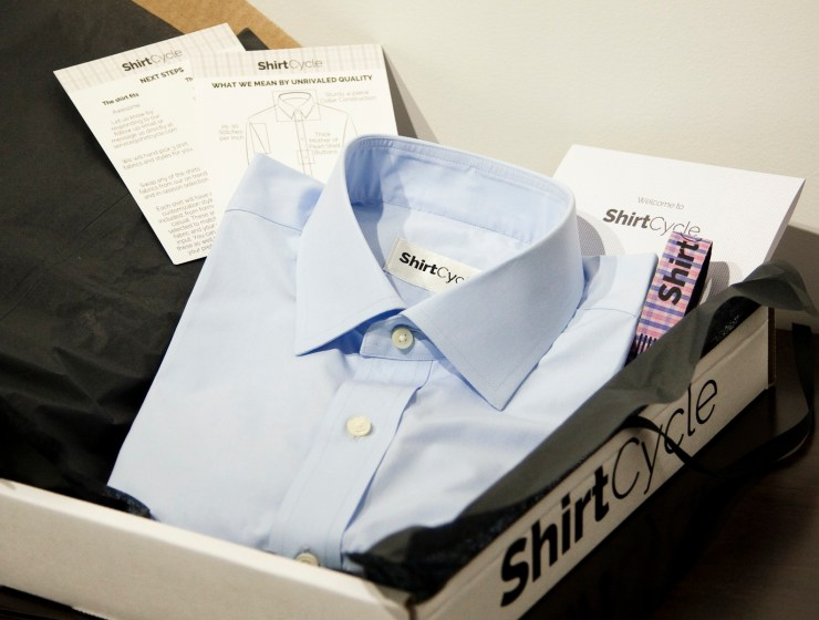 Shirt Cycle Review