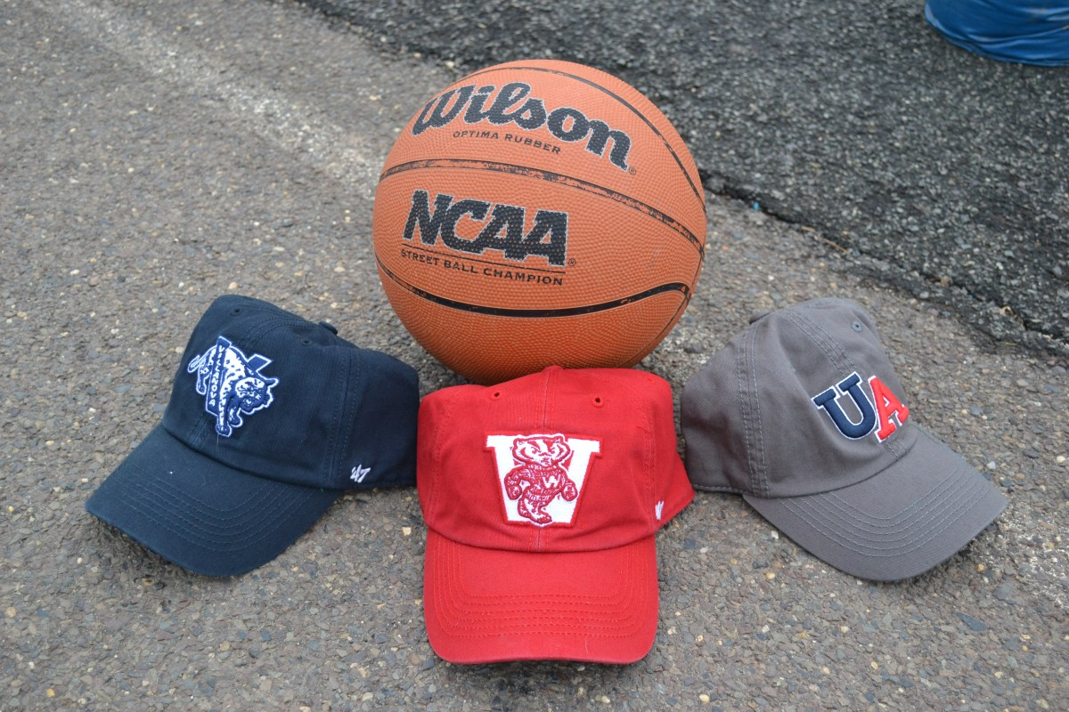 The Rock Your Colors March Madness Giveaway with College Vault