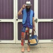 Hamid Holloman on Men's Style Pro