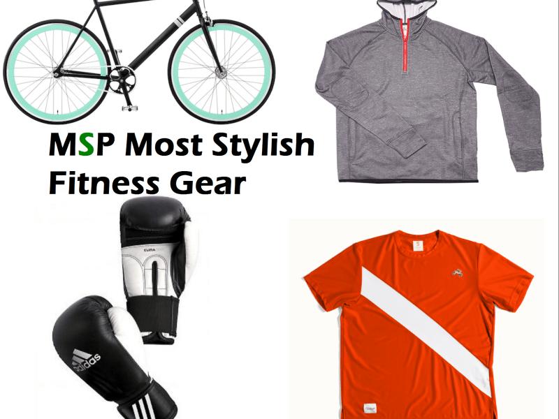 MSP Most Stylish Fitness Gear 2016