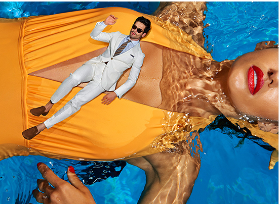 Suitsupply Spring/Summer 16