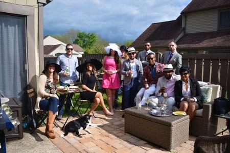 Men's Style Pro Stella Artois Cidre Kentucky Derby Party