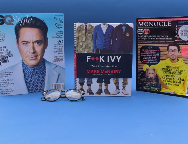 MSP Style Reads w/ GQ Style + F*CK Ivy + Monocle