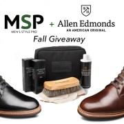 Allen Edmonds x Men's Style Pro Giveaway