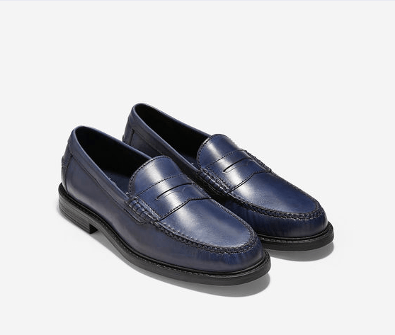 Pinch Campus Loafer in Blue