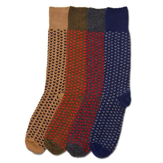 American Trench Merino Cashmenre Socks