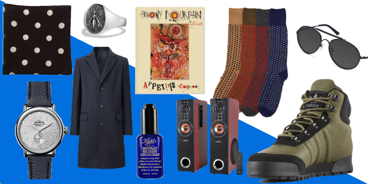 Last Minute Holiday Men's Style Gift Guide