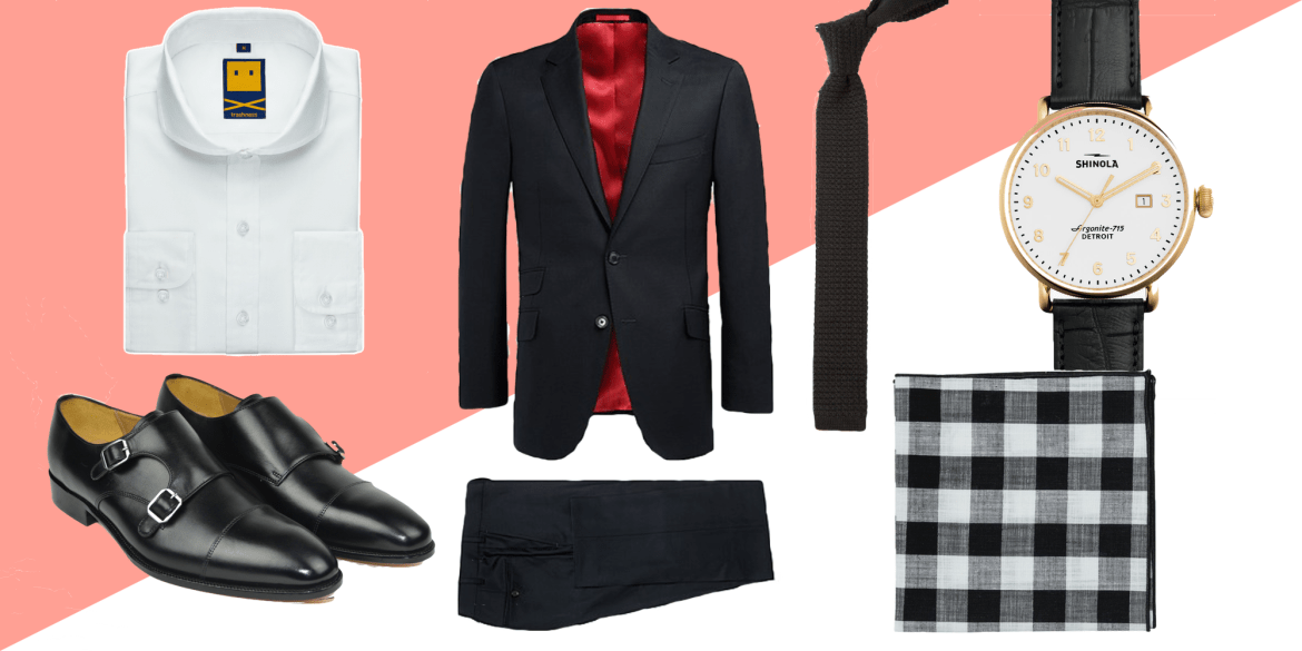 EliteSingles x Men's Style Pro Valentine's Day Style Formal Look