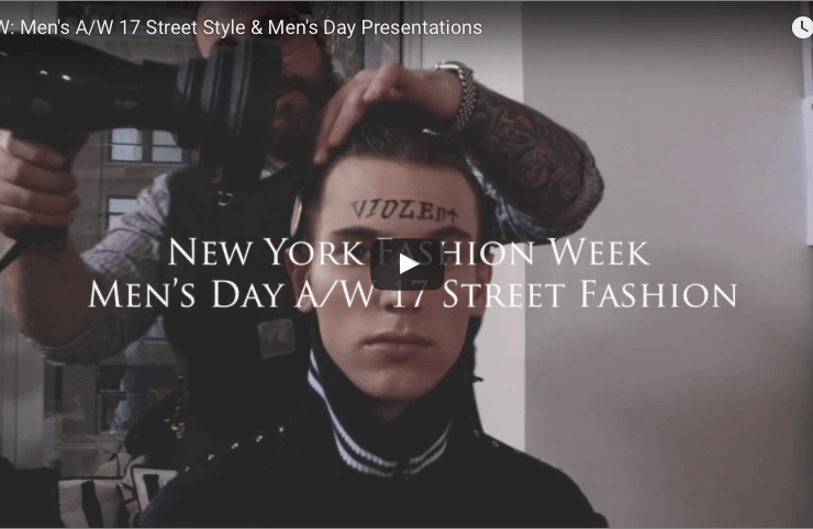 NYFW: Men's Day Street Style