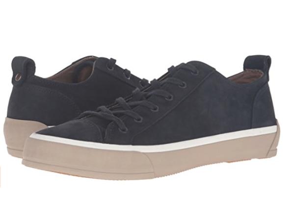 Aldo Yerilian Blue Suede Sneakers