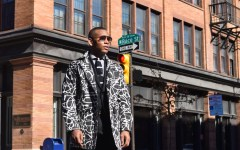 Sabir of Men's Style Pro in BWC Garments Black & White Jacket