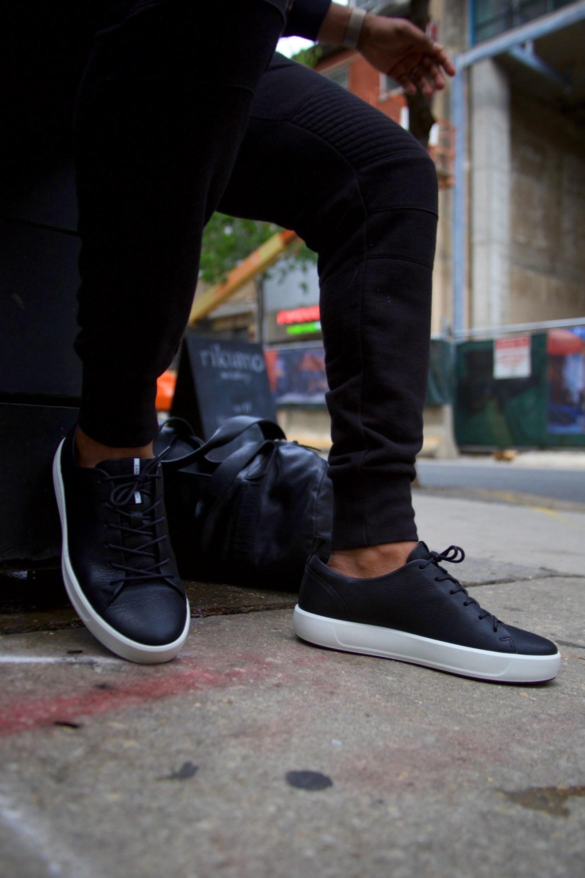 ECCO Soft 8 Sneaker on Men's Style Pro