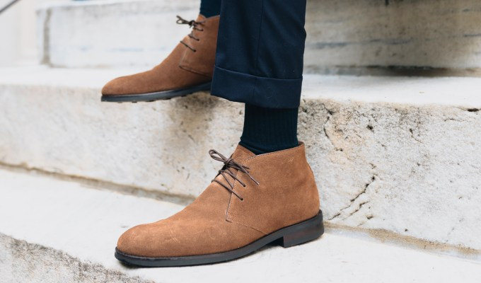 Cobble & Hyde Snuff Chukka Boot 3
