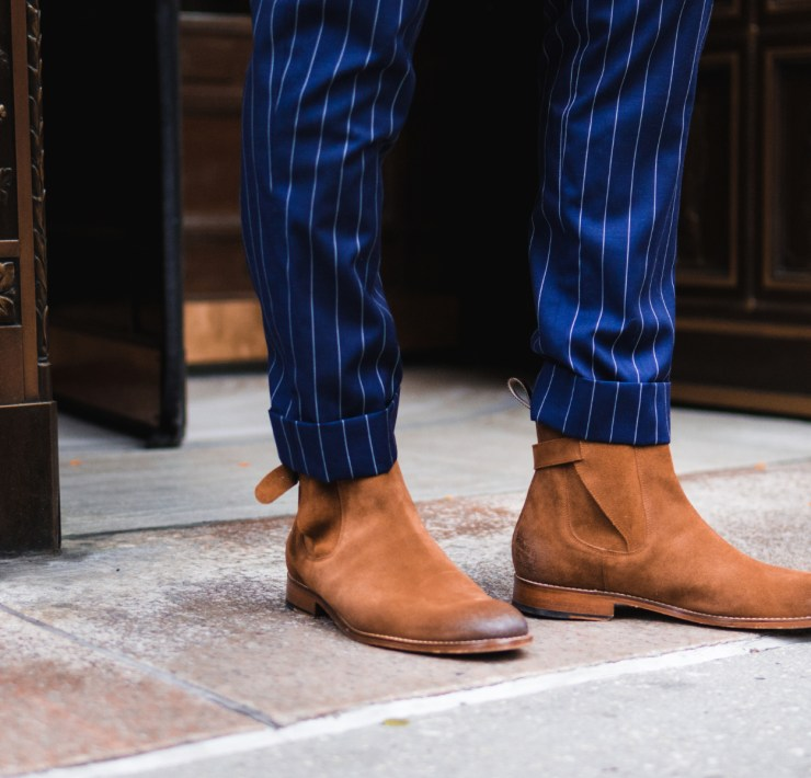 Men's Style Pro x Cobble and Hyde Kenton Jodhpur 2