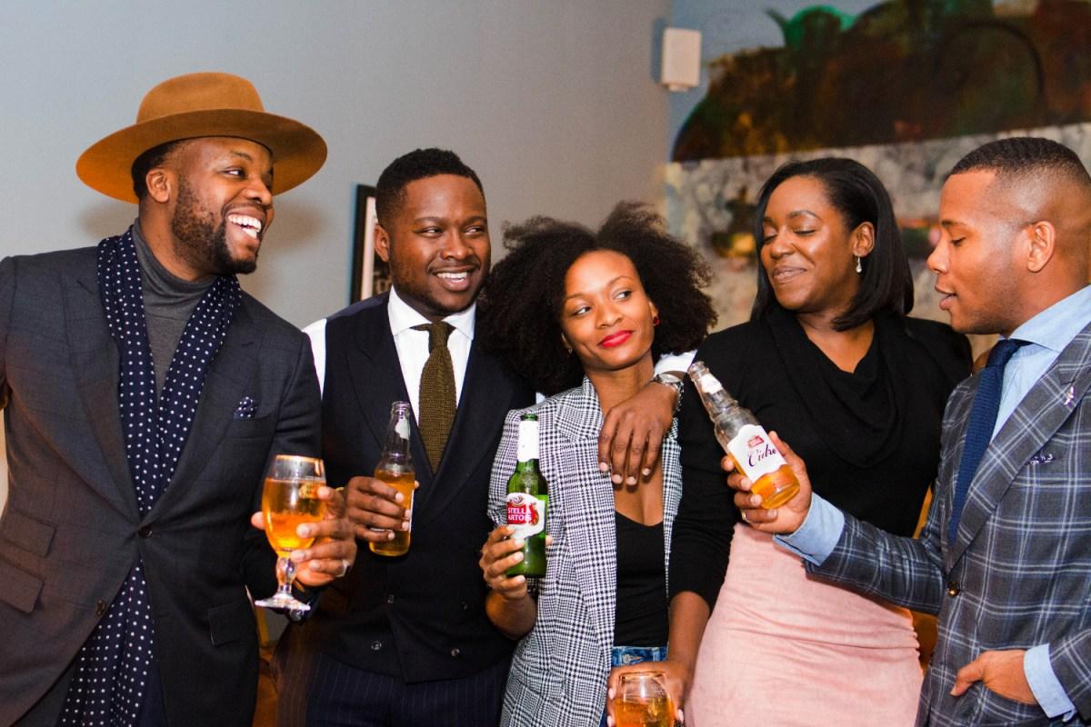 #HostOneToRemember: A Sartorial Holiday Jam w/ Stella Artois