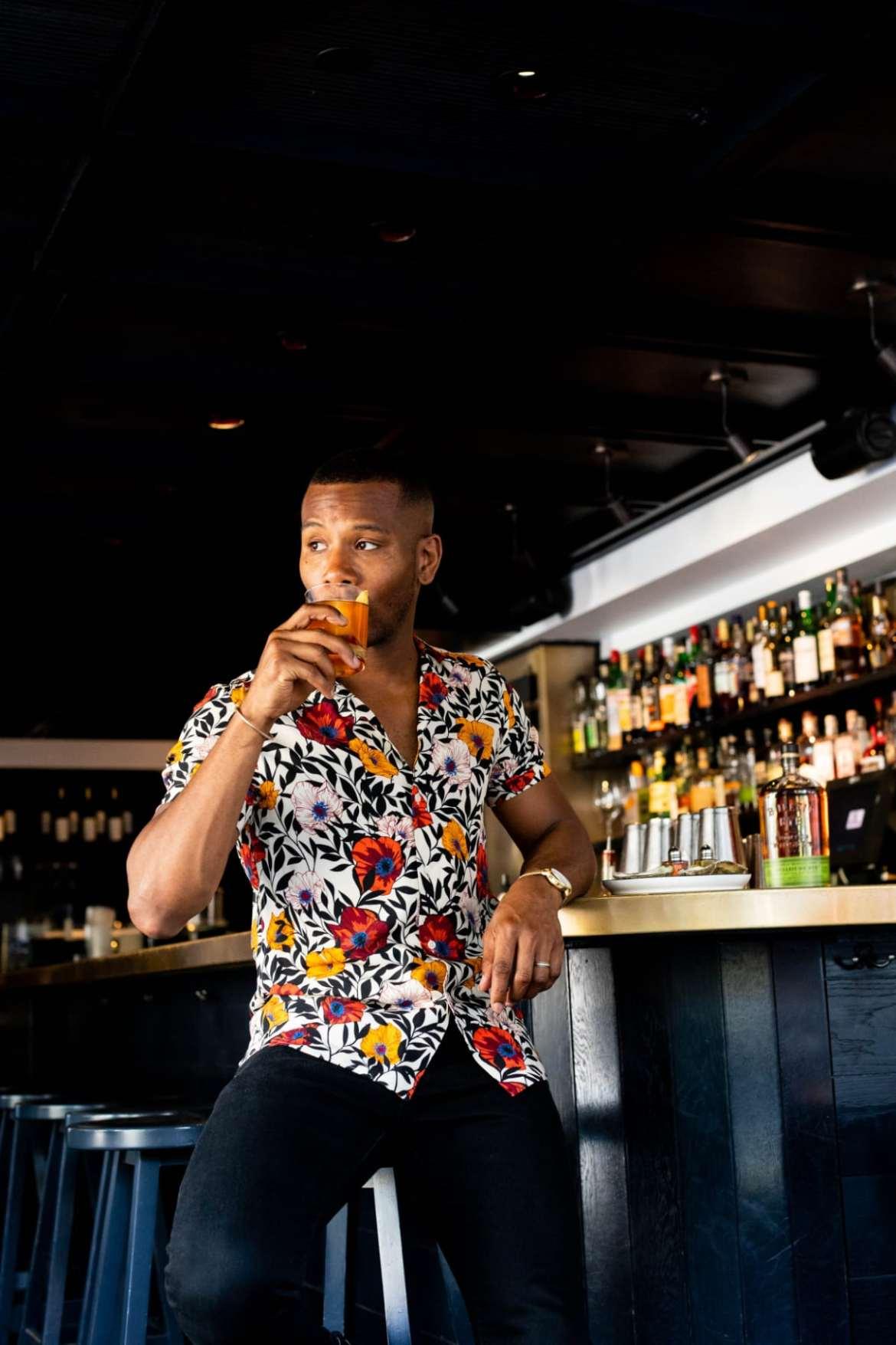 Bulleit Whiskey x Men's Style Pro
