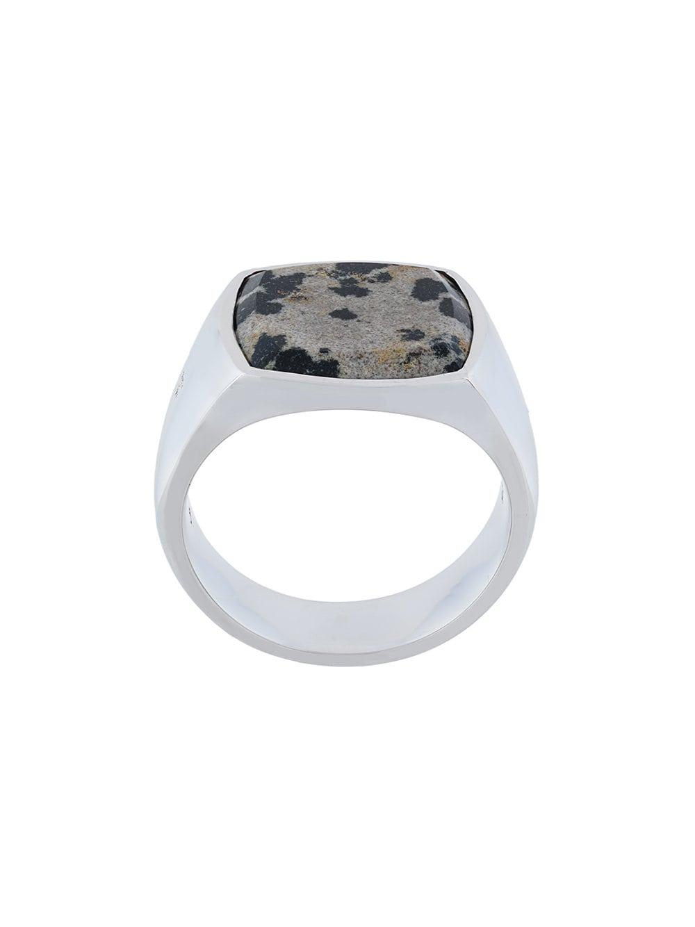 Tom Wood Cushion Ring Farfetch Sale