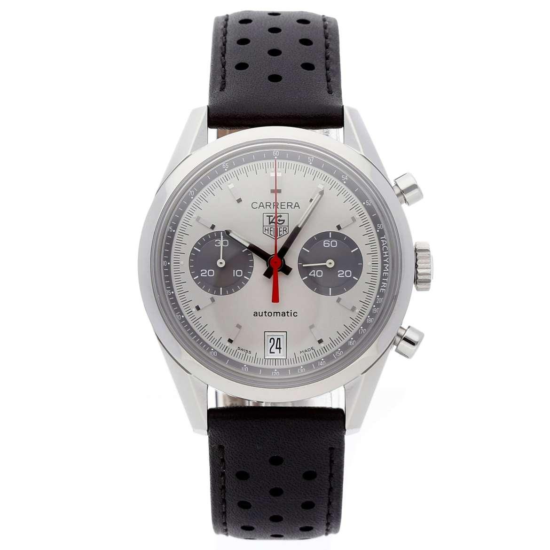 Tag Heuer Carrera via WatchBox timepieces
