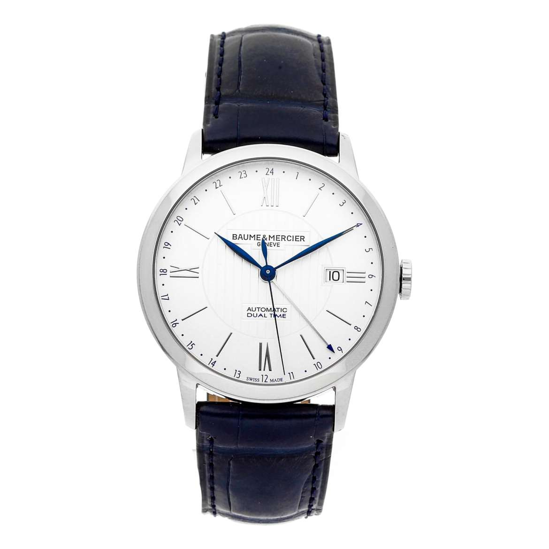 Baume & Mercier Watch via WatchBox