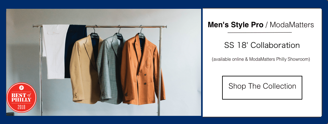 Men's Style Pro x ModaMatters