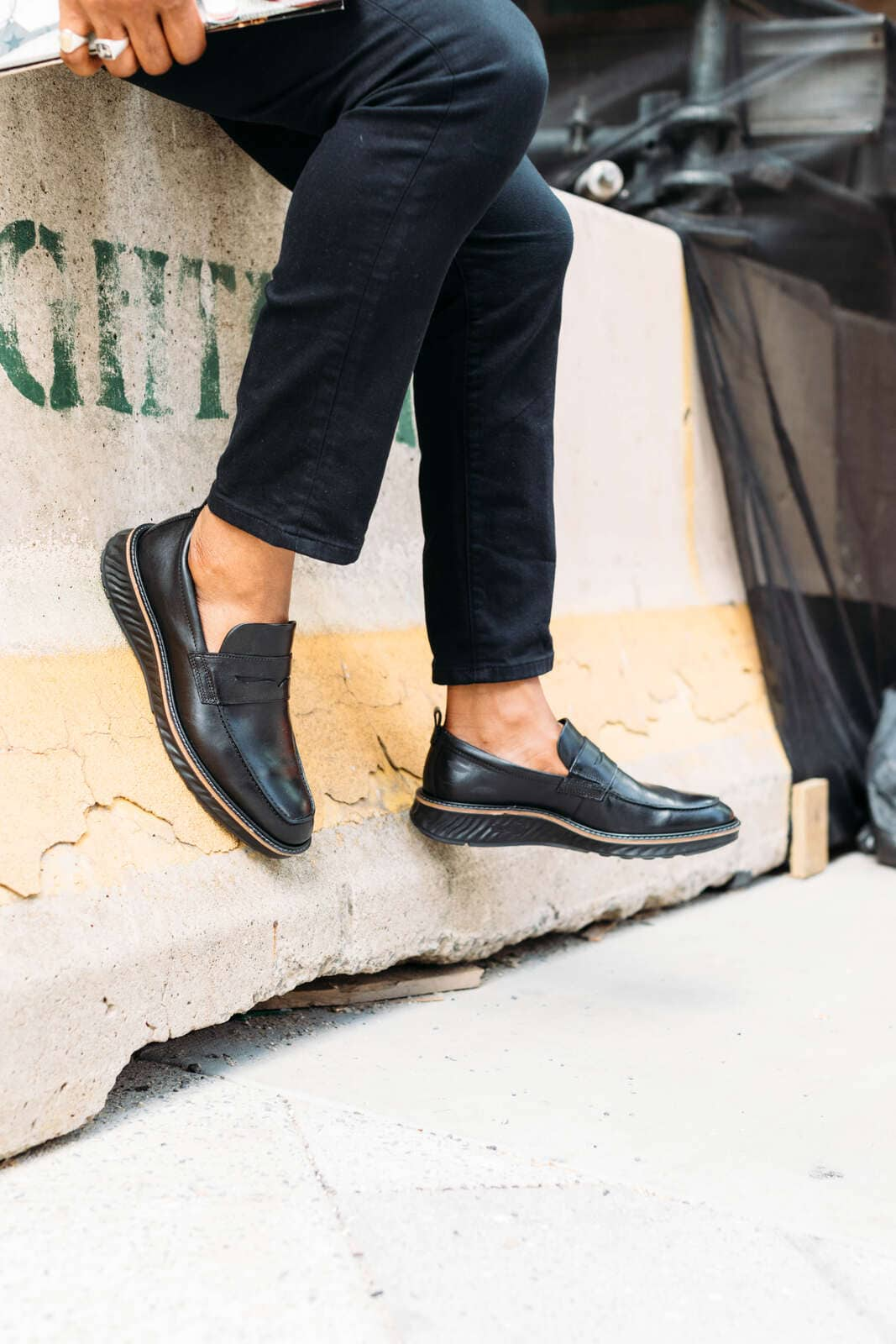 HYBRID ST. 1 Penny Loafer by ECCO