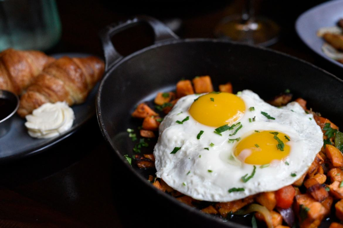 Brunch at Square 1682 Philly