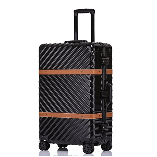 Clothink Aluminum Luggage