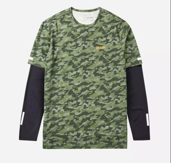 Grand AC Compression Shirt In Camo