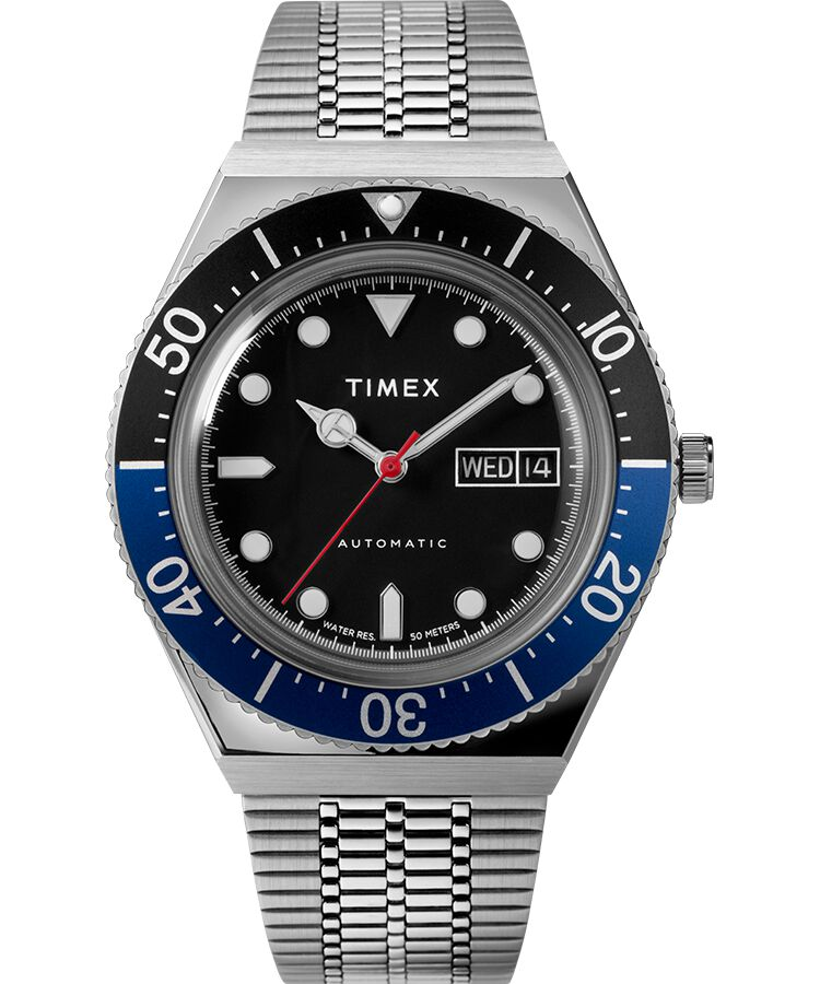 M79 Stainless Steel Timex Watch