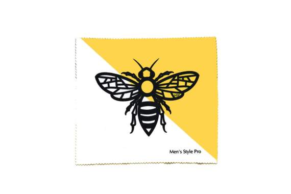 Bee Side Microfiber Cloth MSP 3