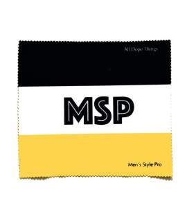 MSP Logo Header Microfiber Cloth 3
