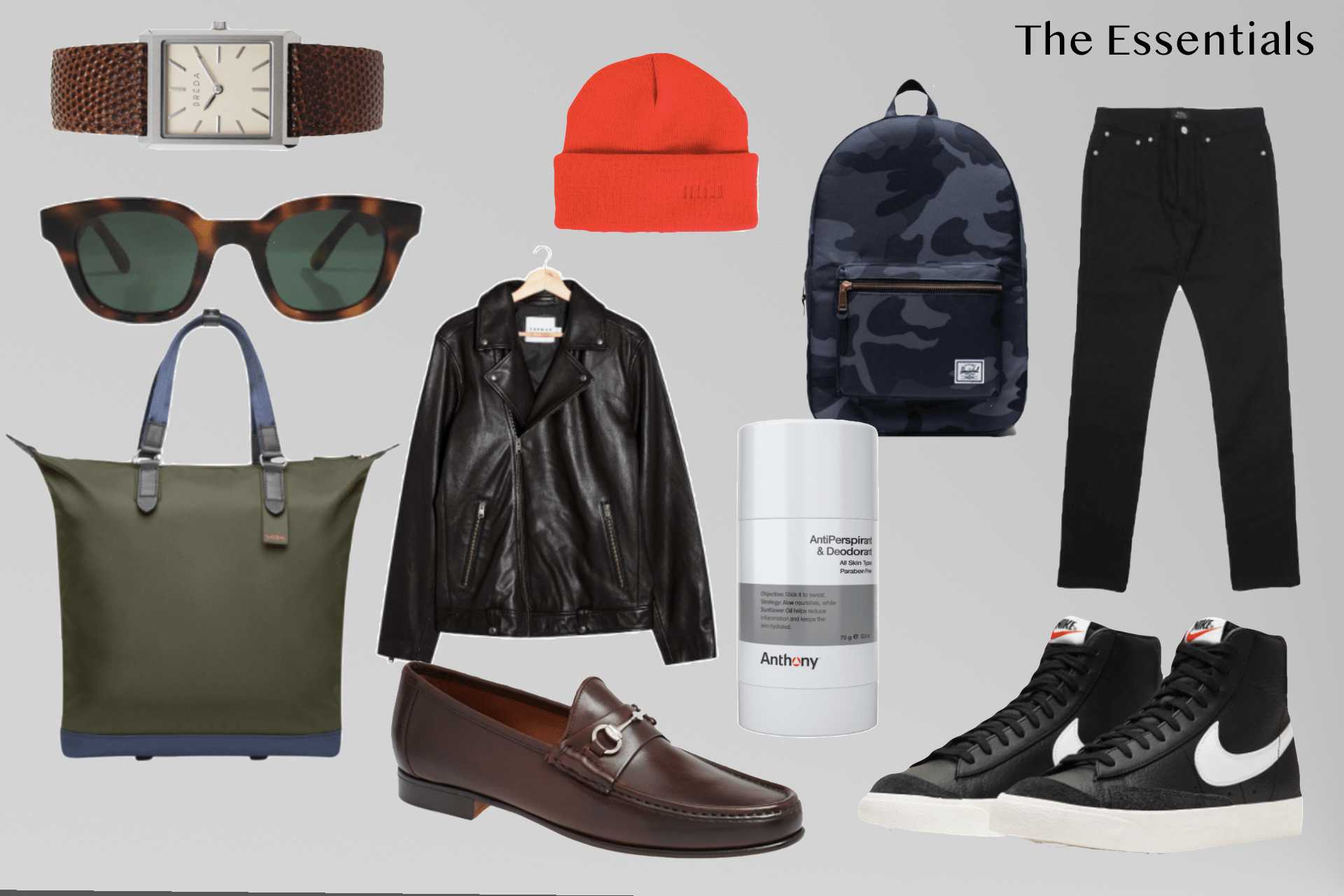 The Essentials Homepage