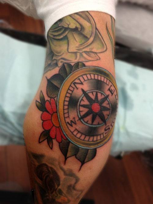 Elbow Tattoos For Men : elbow, tattoos, Elbow, Tattoos, Designs, Ideas
