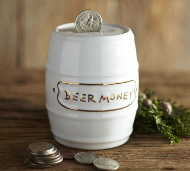 Beer Money Bank_Stocking Stuffers for Men Who Love Beer
