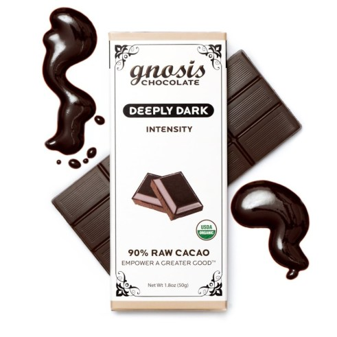 Raw Dark Chocolate_Stocking Stuffers for Men who are snack happy