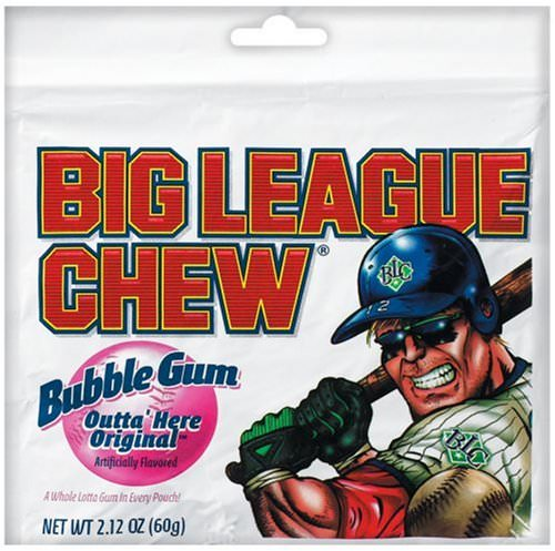 Big League Chew Gum_Stocking Stuffers for Men under $5